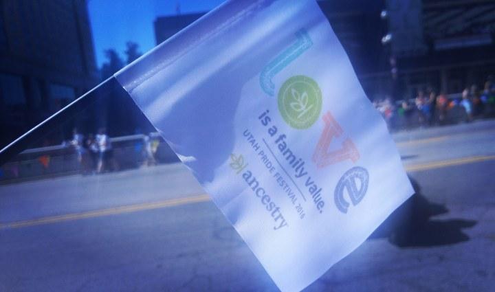 Utah Pride Festival 2016