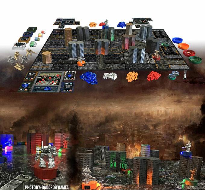 Armored Core Board Game