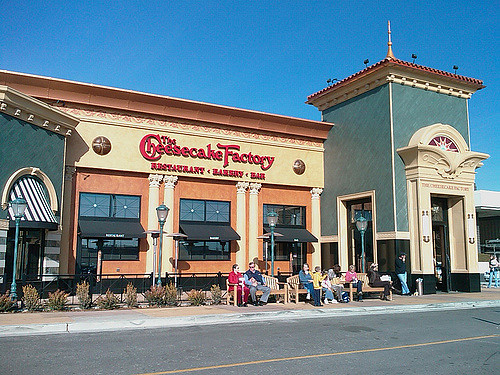 utah cheesecake factory